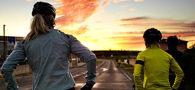 Women Cycling Rapha