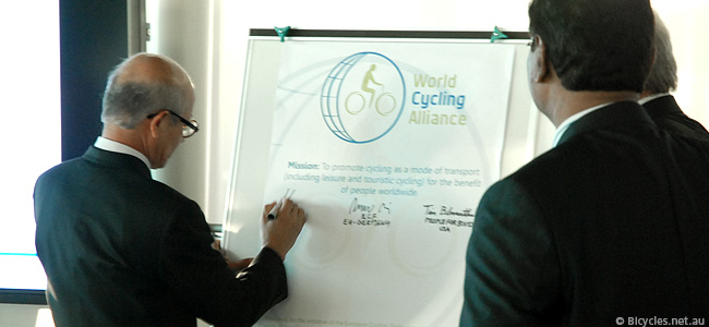 World Cycling Alliance