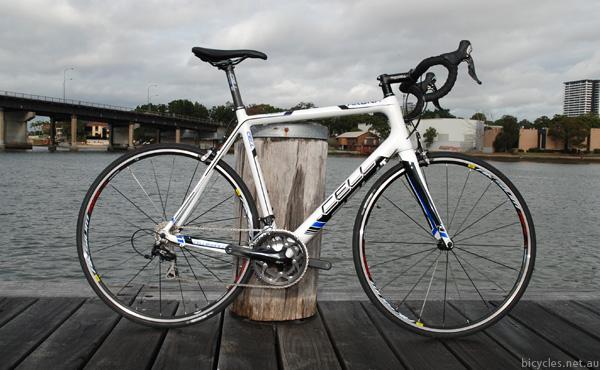 Cell Bikes Akuna Race Bike 105