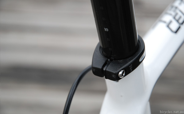 Cell Bikes Akuna Seat Clamp 5nm