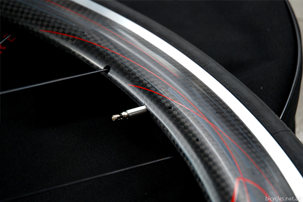 Deep Profile Aerodynamic Wheelset