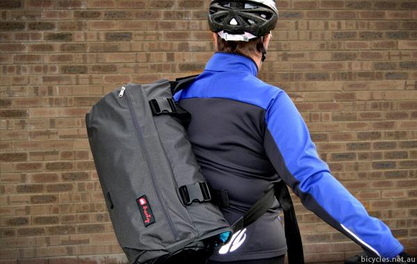 Henty WIngman Cycle Commuting