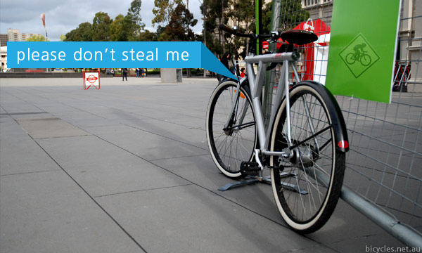 Stolen Bicycle Insurance