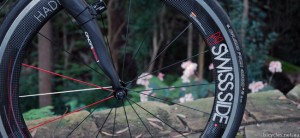 Swiss Side Hadron Aero Wheelset