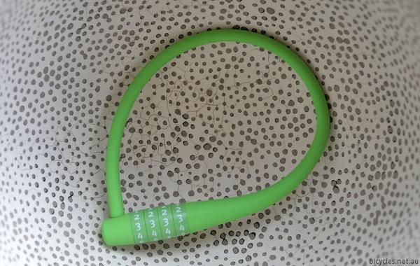 Knog bicycle lock