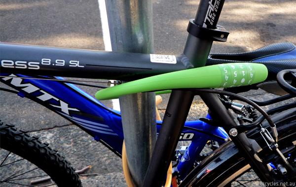 Secure Bike Lock