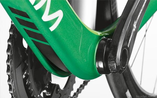 Caterham Cycling AX Lightness