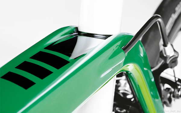 Caterham Duo Cali Monocoque