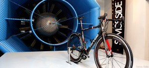 Swiss Side Hadron Wind Tunnel Testing