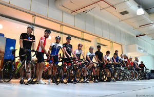 BMW Sydney Cycling Event