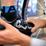 Cycling Shoe Position