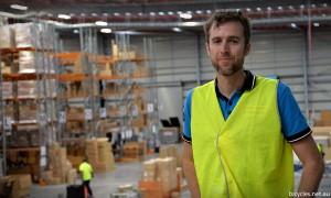 Toby Shingleton Shimano Australia