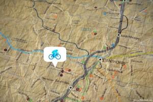Cycling Map Australia