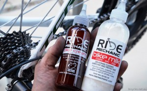 Ride Mechanic Bike Cream Milk